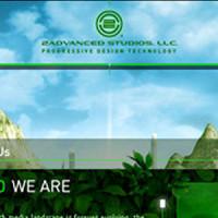 2Advanced Studios webdesign