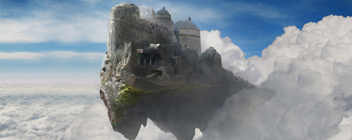 David Edwards matte painting