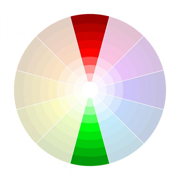 Guide du Digital Painting #7 : La Couleur : Complémentarité