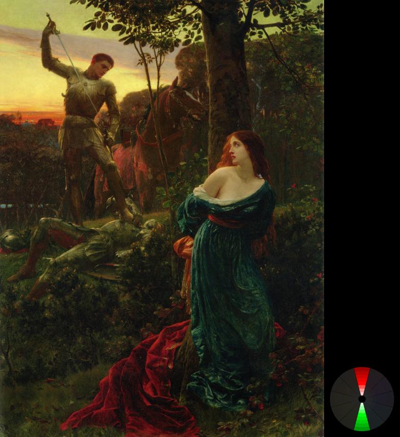 Guide du Digital Painting #7 : Couleurs…
