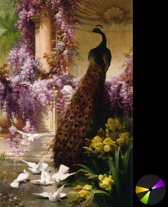 Guide du Digital Painting #7 : La Couleur