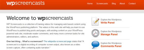 Plus de 220 tutoriels pour wordpress