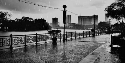 Tutoriel flash pluie