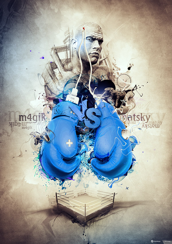 M4gic digital art