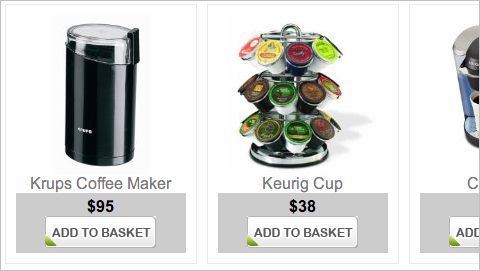 Add to Cart with jQuery