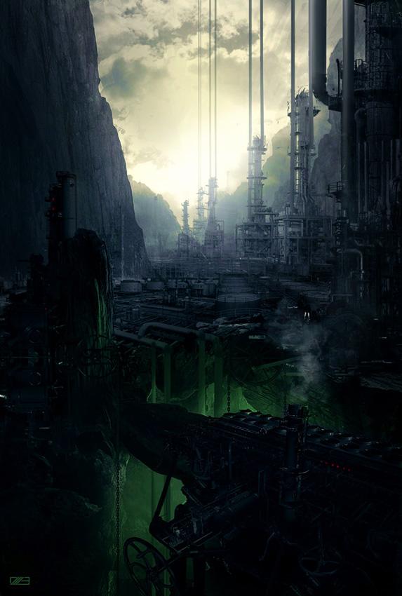 Slashthree : Steampunk