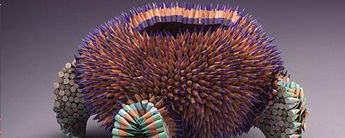 Art grâce au crayon