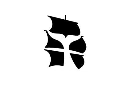 Logo et espace négatif