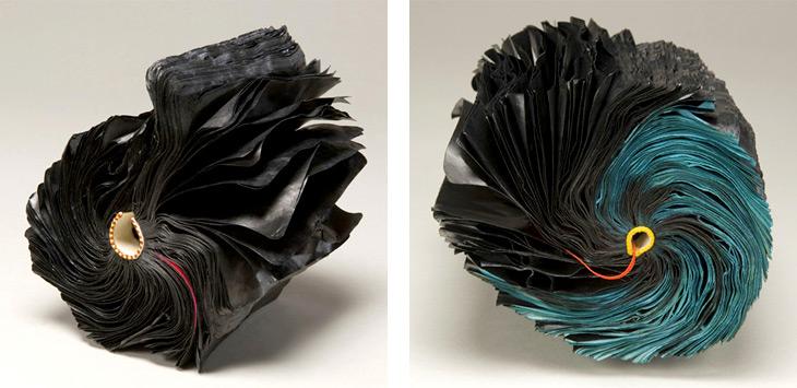 Inspiration : Sculptures de livres