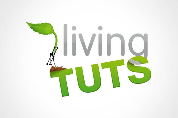 Logo de Living Tuts