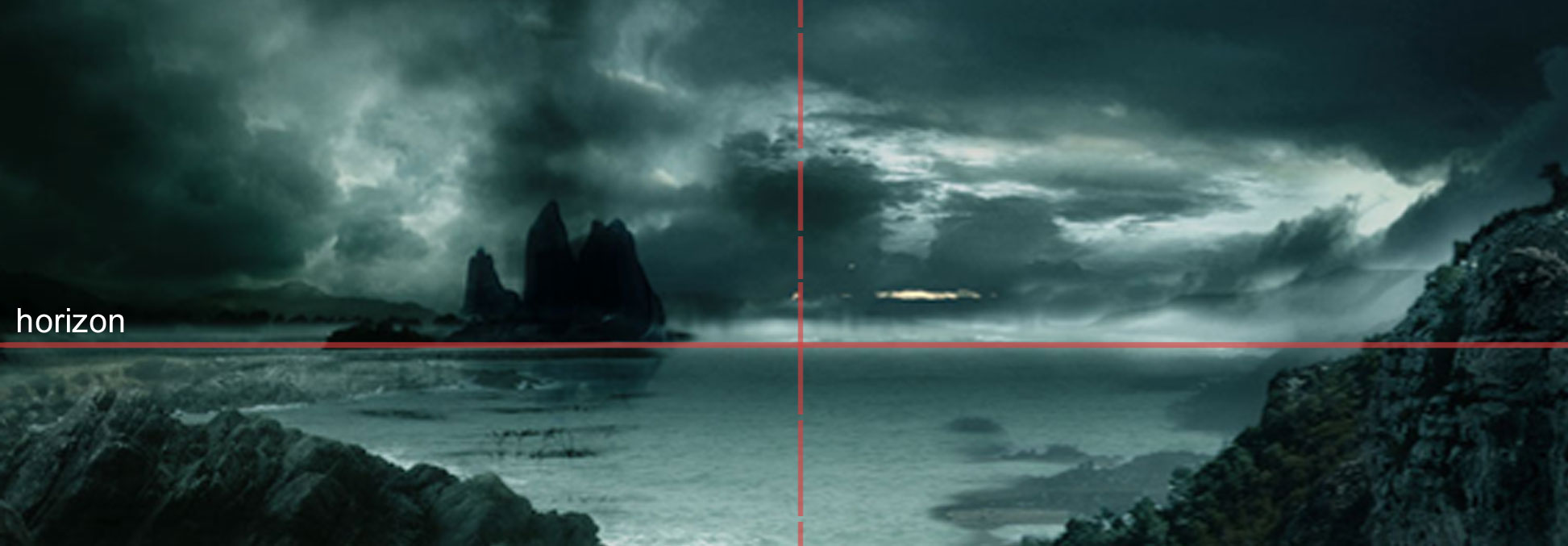 Tutoriel matte painting