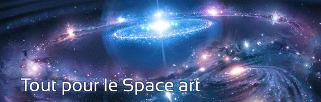 Tout sur le space art
