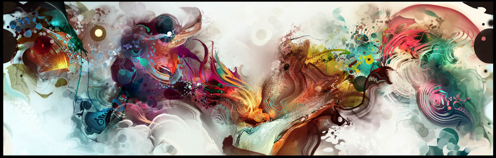 Android Jones digital painter