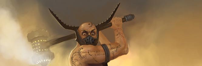 Digital Painting : Illustration d'un personnage dynamique
