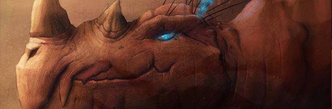 Digital Painting : Peignez une tête de dragon à partir d'un dessin