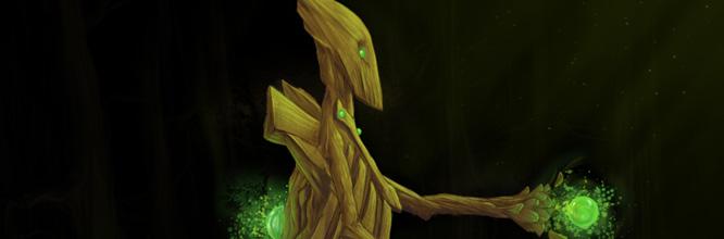 Concept Art : Créez un Elémental de forêt