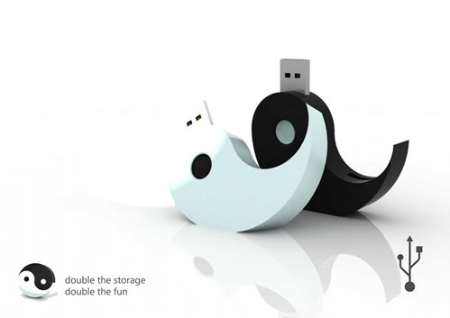 91 designs de clés USB originaux
