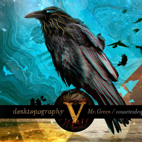 Présentation : art digital et graphisme