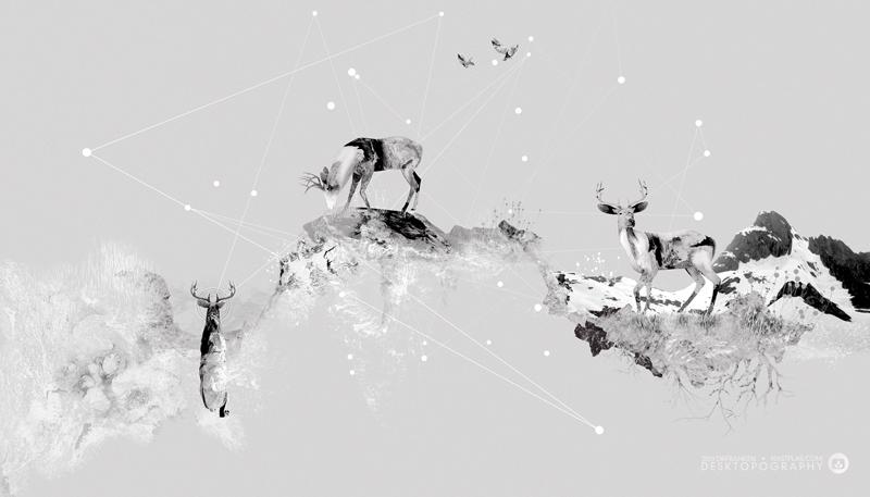 Desktopography 2010