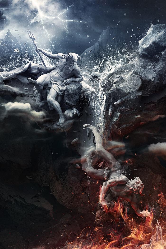 Update : Les superbes créations de l'artiste digital Wojciech Magierski