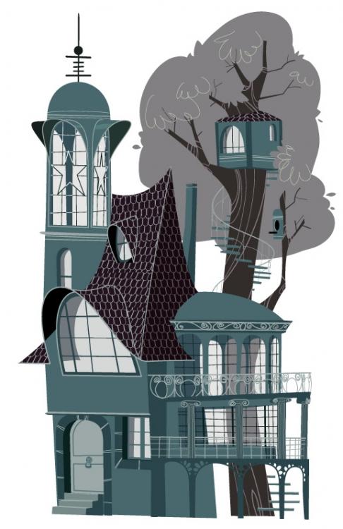 Illustrateur Arthur de Pin's