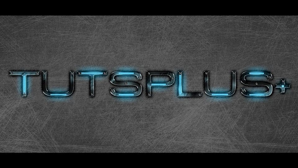 Tutoriel photoshop icone typographie