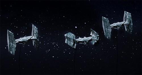 Origamis de Won Park