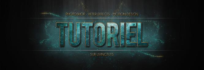 Créez une animation typographique en vidéo 2/2 : After Effects
