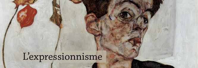 Courant artistique : L'expressionnisme
