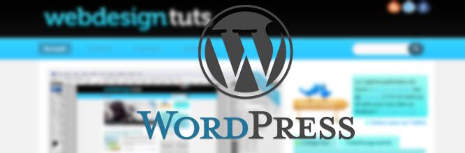 Tutoriel webdesign living tuts wordpress