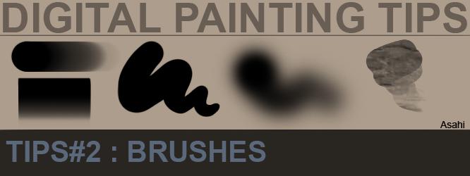 Tutoriel photoshop digital painting