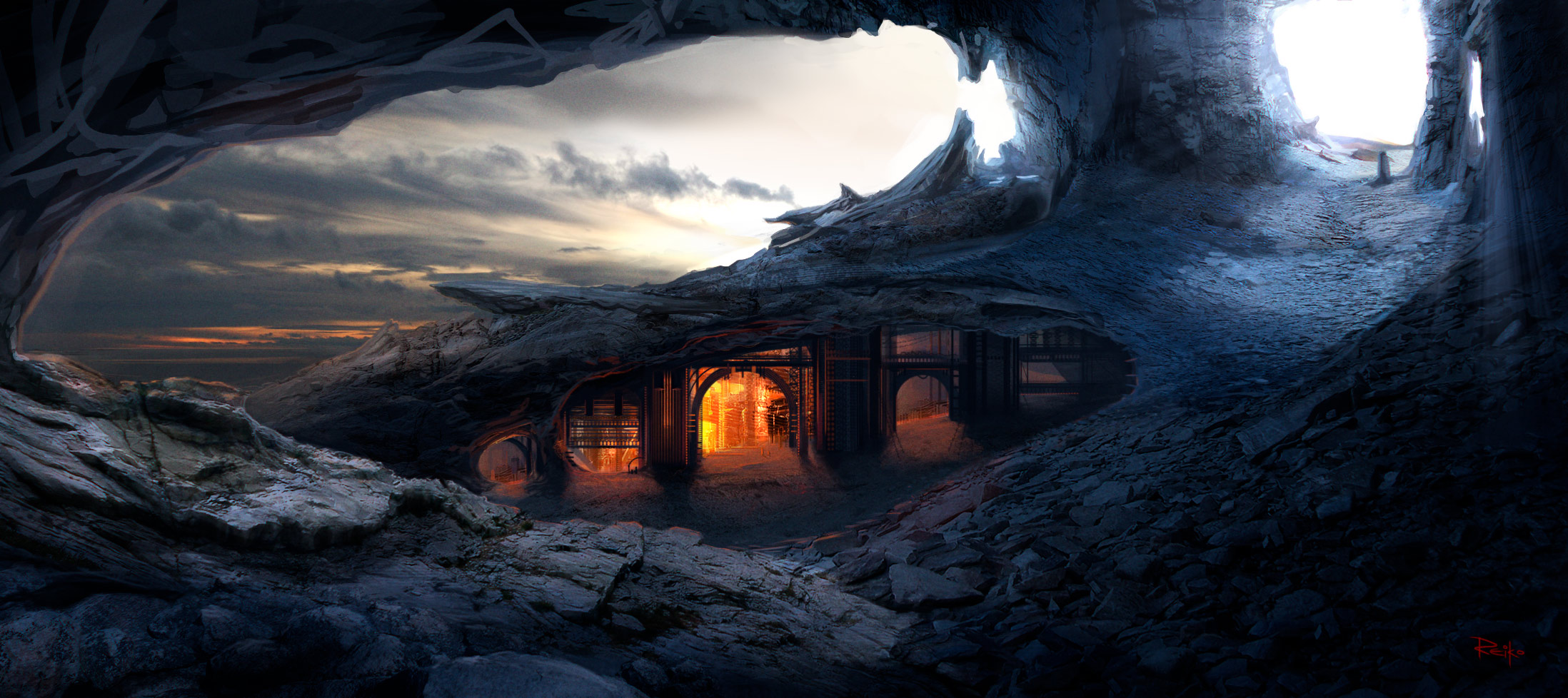 Présentation : concept artist Reiko Klug