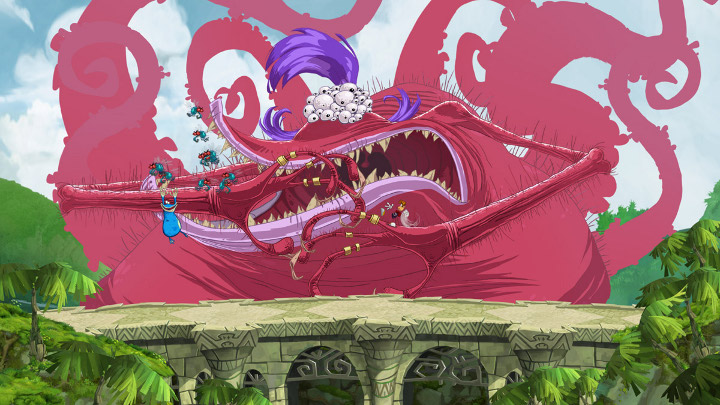 Rayman origins concept art