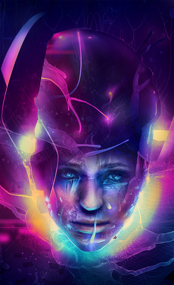 artiste digital Adam Spizak