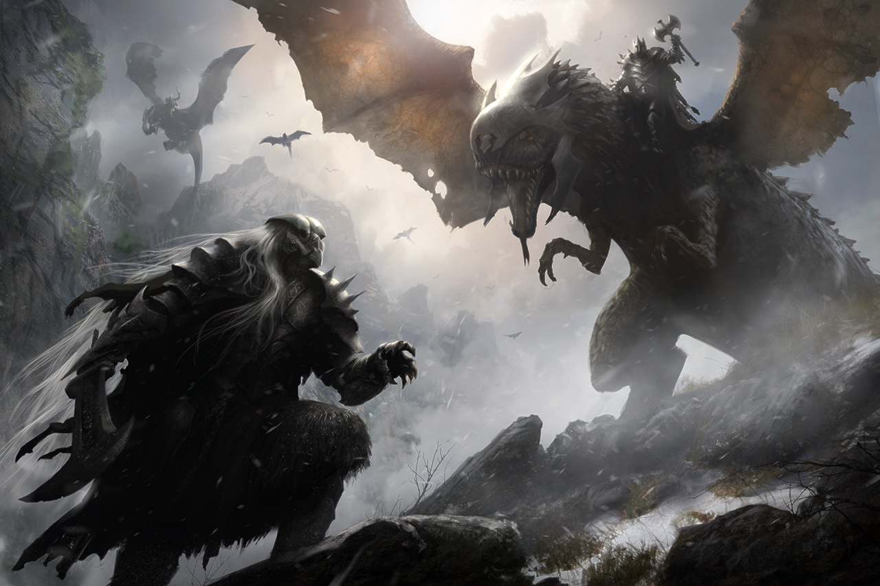 Présentation : 40 splendides concept arts de Jan Ditlev Christensen
