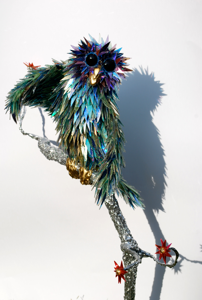 Les sculptures de Sean Avery