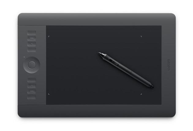 nouvelle tablette graphique Wacom intuos 5 touch