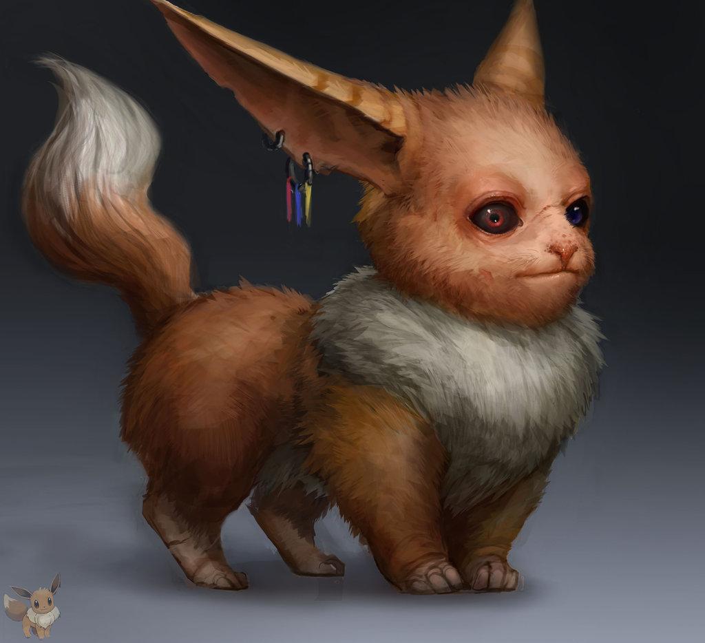 Présentation : 40 Pokémons revisités par Gavin Mackey