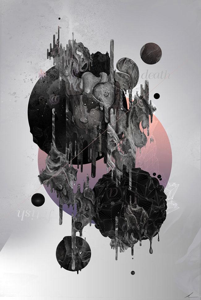Présentation : artiste digital Rob Shields