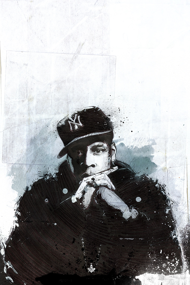 Fatoe aka Mike Orduna art digital