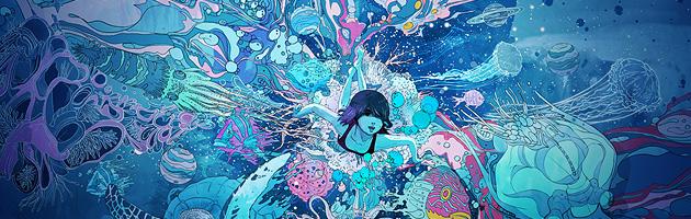 Les fantastiques illustrations de Chan Jiang