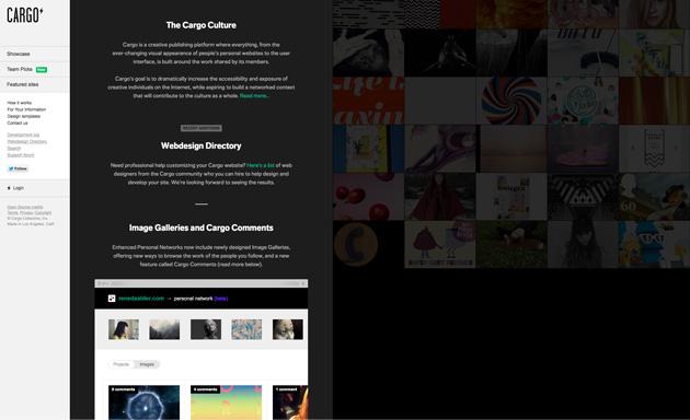 créer portfolio