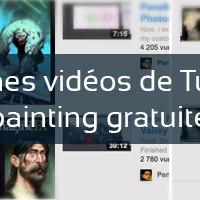 5 Chaînes vidéos de Tutoriels de digital painting gratuites à suivre