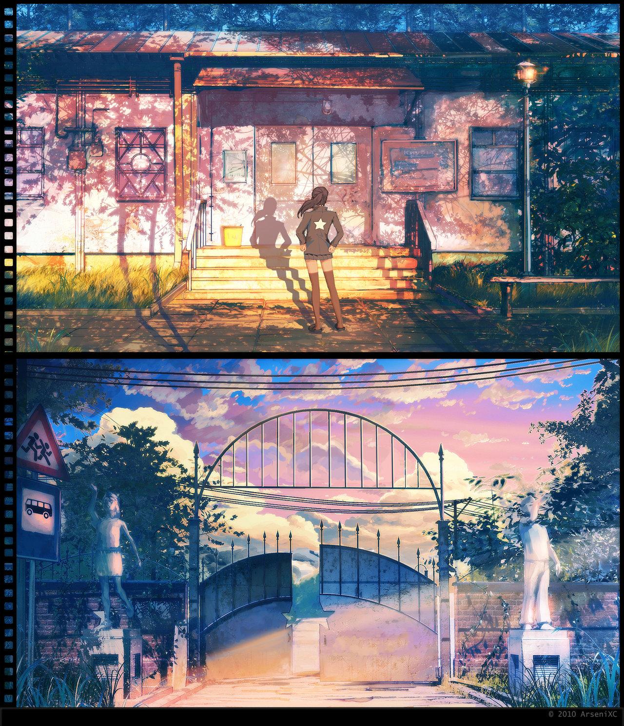 L'art du manga par ArseniXC