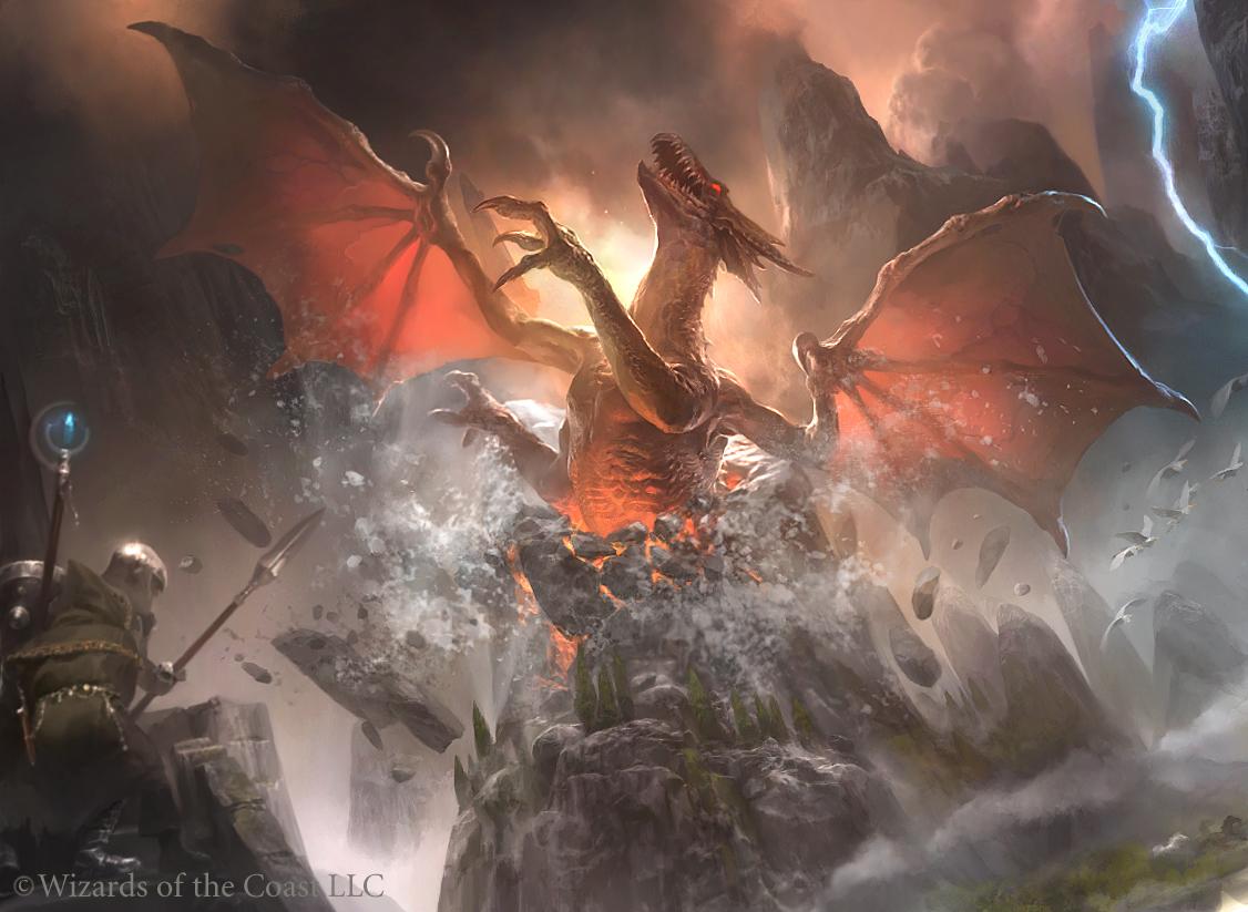 Les digital paintings Fantasy de Brad Rigney aka Cryptcrawler