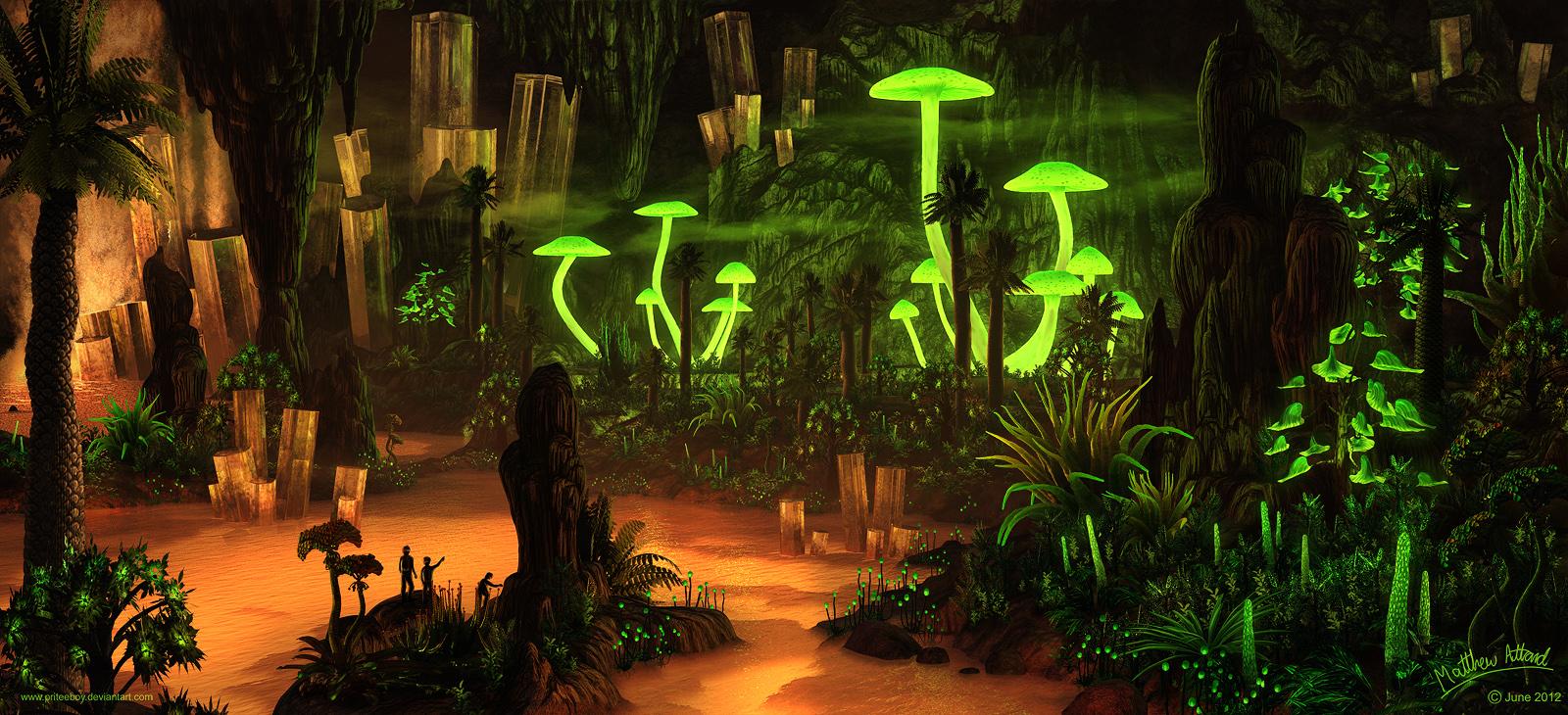 The Luminarium : nouvelle exhibition Gaia