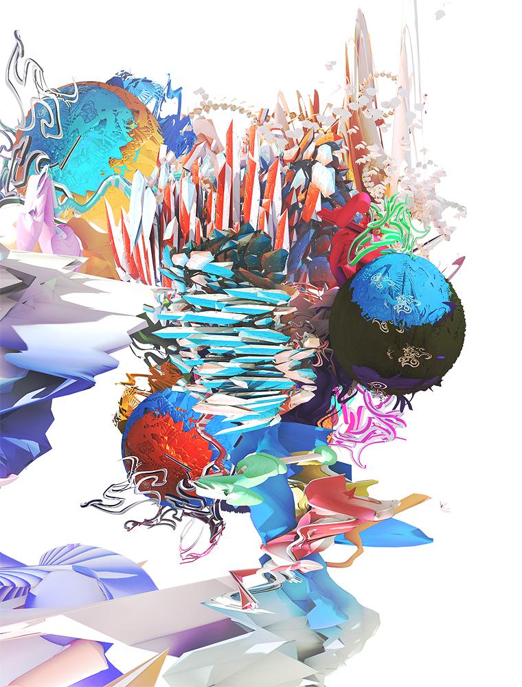Slashthree : nouvelle exhibition World Exhibition III