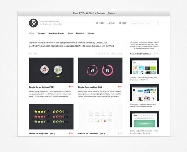 Le meilleur du web #46: liens, ressources, tutoriels et inspiration