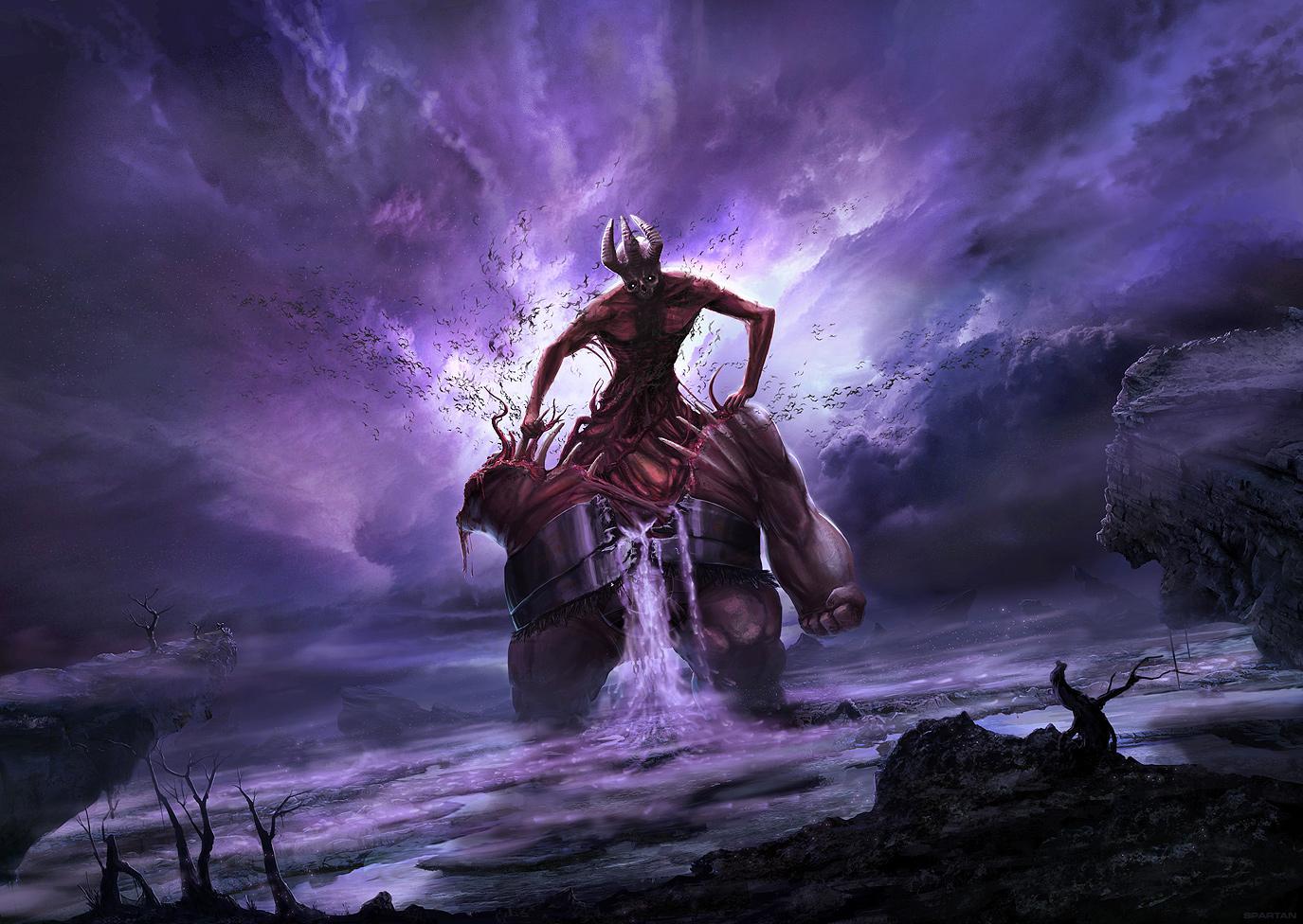 Revival of the Death Colossus par Spartan