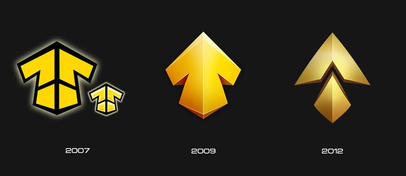 Versions de Design Spartan depuis 2007